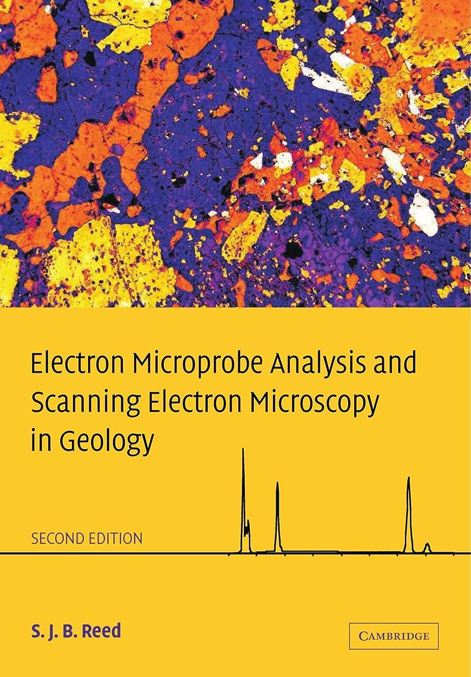 シールド成功した差し迫ったElectron Microprobe Analysis and Scanning Electron Microscopy in Geology