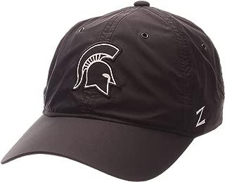 NCAA Michigan State Spartans Adult Men's Darklite Performance Hat, Adjustable Size, Black