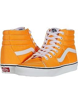 orange hi tops