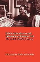 Public Attitudes Towards Education in Ontario 1998: The Twelfth OISE/UT Survey (Heritage)