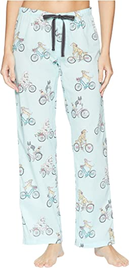 Playful Prints Bicycle Pants