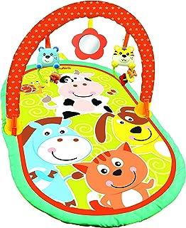 Tapete Atividades Baby Animais, Buba, Multicor