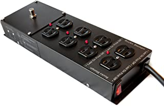 RS-4 Guitar Amp Surge Protector,Power Conditioner, Power Sequencer, Power Strip