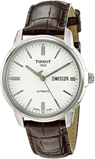 Best tissot automatic iii white dial men's watch t0654301603100 Reviews