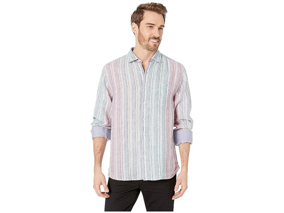 Tommy Bahama - Tommy Bahama Vairo Stripe Shirt
