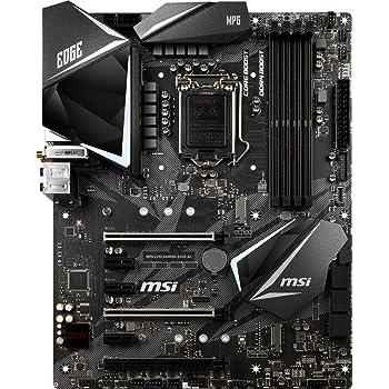 Msi MPG Z390 Gaming Edge AC Carte mère Intel Z390 Socket LGA1151