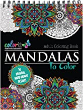 adult coloring book brands