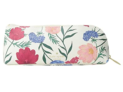 Kate Spade New York Blossom Pencil Case (Multi) Wallet
