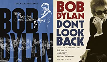 Bob Dylan in Concert Blu-ray Bundle - Don't Look Back & The 30th Anniversary Concert Celebration 4-Disc Set