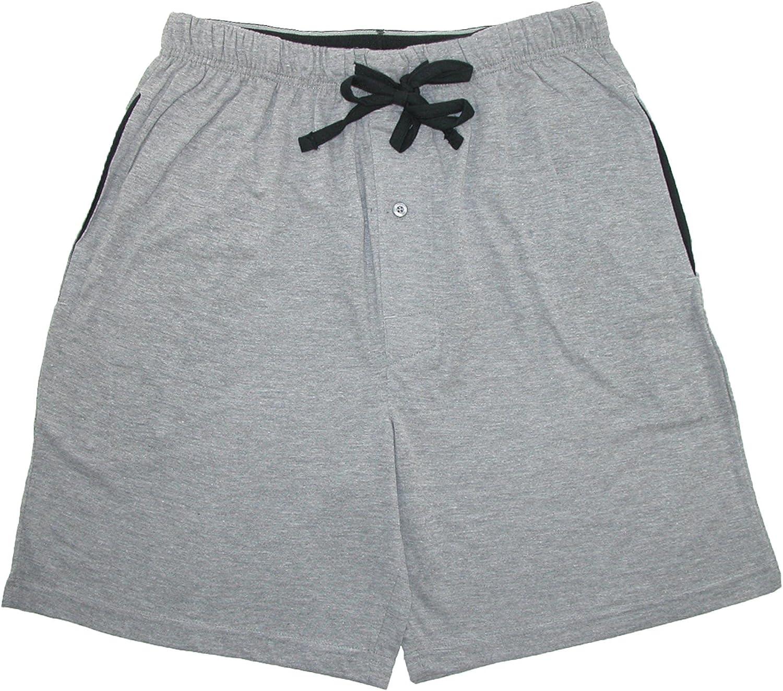 Hanes Men's Big Tall Jersey Knit Sleep Shorts