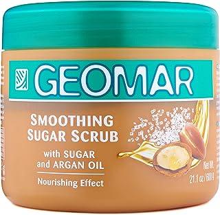 Brown Sugar Scrub - Sugar Body Scrub - Large 21oz Natural Sugar Scrub Body Exfoliator, Creamy And Relaxing Scrubs