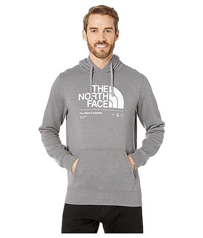 The North Face Half Dome Explore Pullover Hoodie (TNF Medium Grey) Men