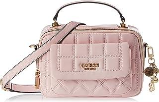 Guess Kamina Lunch Box Bag For Women, Blush