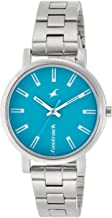 Fastrack Fundamentals Analog Blue Dial Women's Watch NM68010SM02 / NL68010SM02