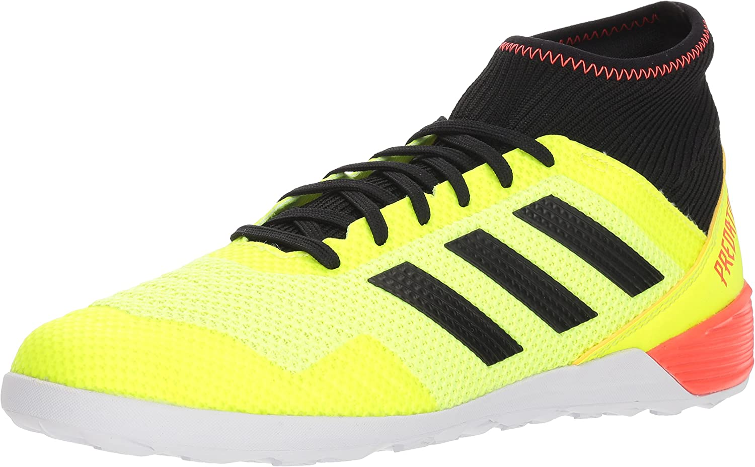 adidas Predator Tango Popular Ranking integrated 1st place shop is the lowest price challenge 18.3 Indoor Shoe Soccer Solar Yello mens