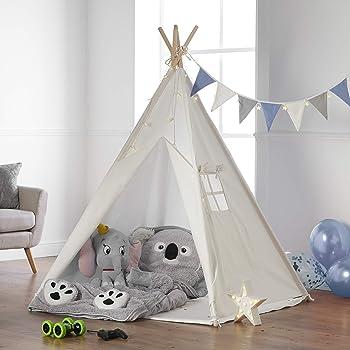 Peradix Tenda da Gioco Indiana per Bambini, Tenda Teepee