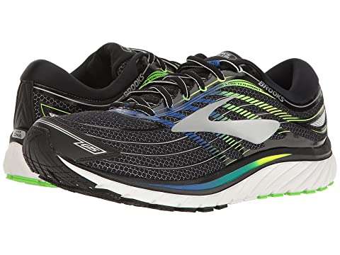 Brooks Men s Glycerin 15 Peacoat Navy/Electric Blue/Black 9.5 D US