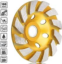 grinding wheel size