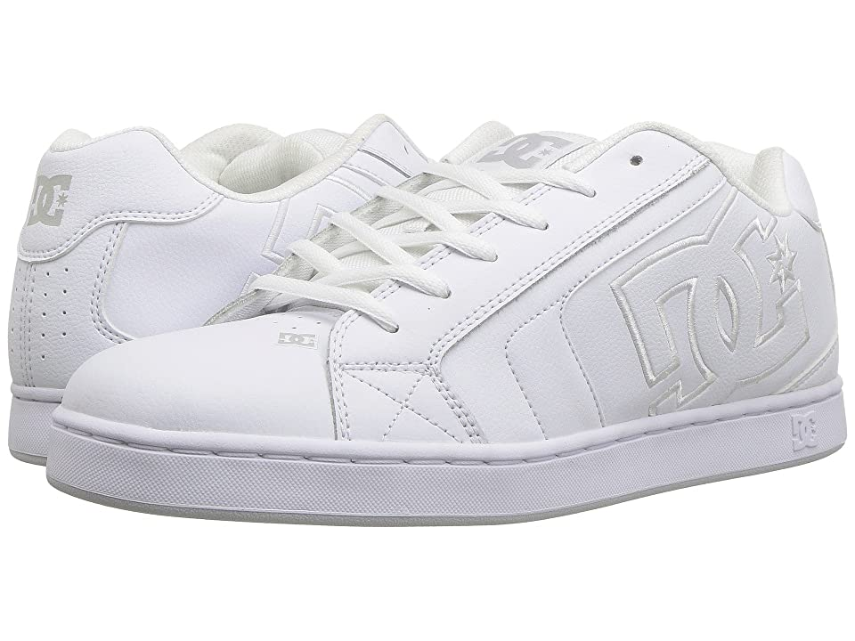 DC Net SE (White/White) Men