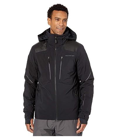 Obermeyer Foundation Jacket Tall (Black) Men