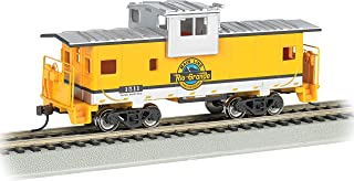 Bachmann Trains - 36' Wide-Vision Caboose - Rio Grande™ #1511 - HO Scale
