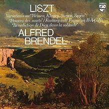 Liszt: Fantasia & Fugue On Bach; Variations
