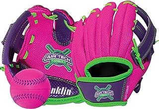 Franklin Sports Air Tech Adapt Series 8.5 Teeball Glove: Right Handed Thrower