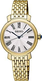 Seiko Women SRZ498P Year-Round Analog Quartz White Watch
