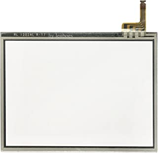 lenboes Front Outer Panel Touch Screen Digitizer Repair Glass Lens (NO LCD Screen) with Y-Tool for Nintendo DS Lite DSL NDSL