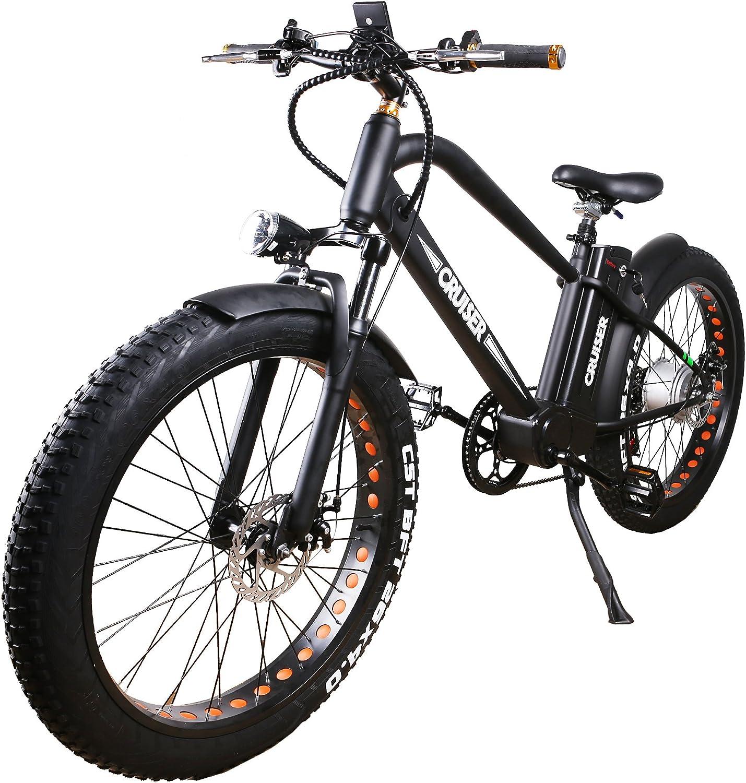 Fat Tire Fashion Electric Excellent Bike Nakto 26