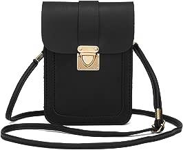 WOZEAH Crossbody Purse And Handbags Mini Cellphone Pouch Wallet Bag