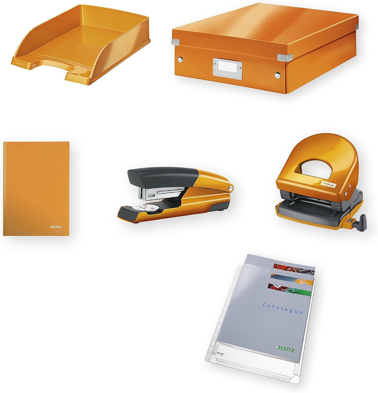 Leitz 94790044 – Set für Büro, Orange B01N0FA8K3 | Zuverlässige Qualität