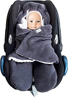 SWADDYL Baby Bunting Bag I Swaddle Blanket I Universal for Car Seat Graco Chicco Britax | Stroller | Baby Bed I Made in Eu...