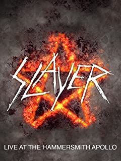 Slayer - Live At The Hammersmith Apollo