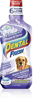 Dental Fresh Water Additive for Pets - Clinically Proven,...