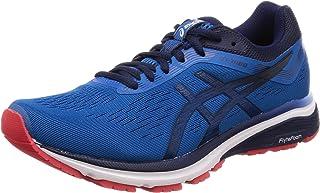 ASICS Men's GT-1000 7 Road Running Shoes, Blue (Race