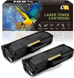 Cartucho de tóner Negro Compatible con CMCMCM para Samsung MLT-D111S MLTD111S MLT D111S para Samsung Xpress SL-M2022 SL-M2070 SL-M2026 SL-M2070W SL-M2070FW SL-M2026W Impresora de tóner