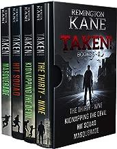 The TAKEN! Series - Books 5-8 (Taken! Box Set Book 2)