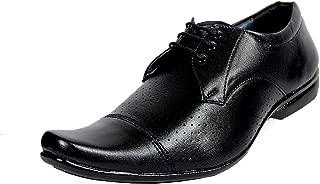 Amico Men's Formal Shoes F05 Black