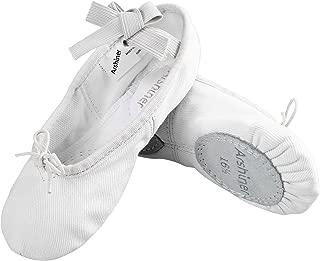 Girl's Premium Ballet Slipper/Ballet Shoes Classic Dancing Yoga Shoes (Toddler/Little Kid/Big Kid)