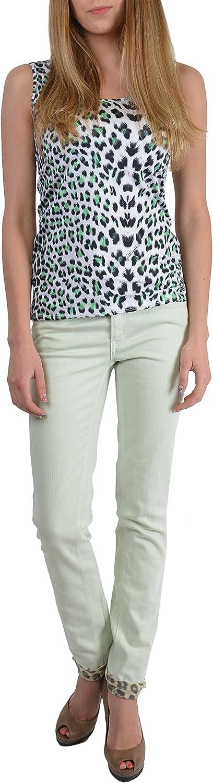 Just Cavalli Women's 'Just Luxury' Animal Print Skinny Leg Jeans US 26 IT 40