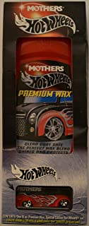 Hot Wheels Premium Wax Special Edition & Mom's Dairy Delivery 1:64 Scale Collectible Die Cast Model Car