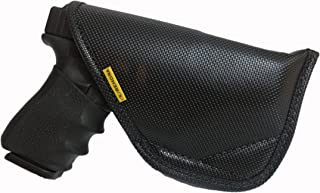 REMORA IWB Holster #10-RFT Reinforced Top for Re-holstering Designed for Large Framed Semi-automatics with a 3 5/8 to 4 1/8