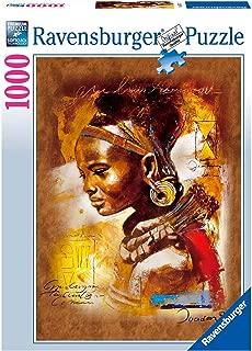 Ravensburger Afrika Güzelliği 1000 Parçalı 153527
