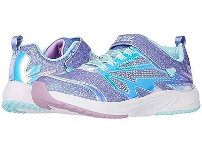 SKECHERS KIDS Sport Speed Runner Sweet Freeze 302206L (Little Kid/Big Kid) (Lavender/Aqua) Girl