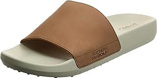 Skechers 19th Hole Leather Strap Golf Slide Sandal mens Slide Sandal