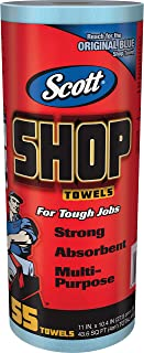 Scott 75130 Shop Towels, 55 Towels