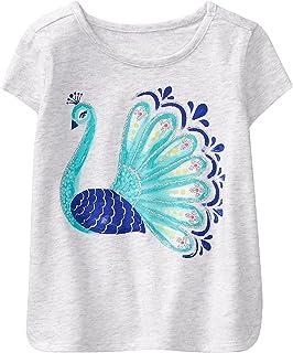 Gymboree Girls' Toddler Short Sleeve Graphic Tee