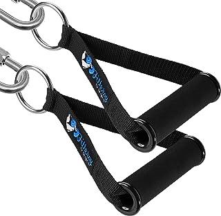 دسته تمرینات سنگین Fitteroy Premium (مجموعه 2) دستگاه های کابل و باند مقاومت