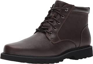 Rockport Men's Northfield WP Plain Toe Chukka Boot